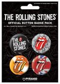Pyramid International Rozet Seti - Rolling Stones 2