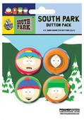 Pyramid International Rozet Seti - Southpark - Faces