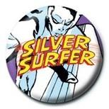Pyramid International Rozet - Marvel Silver Surfer Zoom