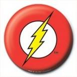 Pyramid International Rozet - DC Comics - The Flash Icon