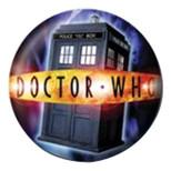 Pyramid International Rozet - Doctor Who - Tardis