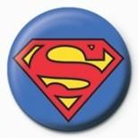 Pyramid International Rozet - Superman Logo