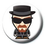 Pyramid International Rozet - Breaking Bad - Heisenberg Suit