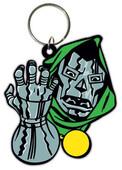 Pyramid International Dr Doom - Face Anahtarlık