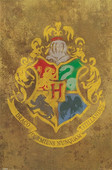 Pyramid International Maxi Poster - Harry Potter - Hogwarts Crest