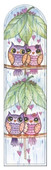 Galeri Alfa Aşk Baykuşları - Baykuş Serisi Kitap Ayracı - 20402112