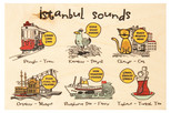 Gk İstanbul Kartpostal İstanbul Sounds