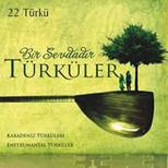 Bir Sevdadır Türküler (Karadeniz Türküleri/Enstruman Türküleri) 2 CD