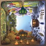 Anatolian-Dört Mevsim / Four Seasons 1024 Parça Puzzle 1012