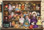 Anatolian Büyükannemin Koleksiyonu / Grandma's Dresser 500 Parça 3572
