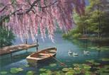 Anatolian Söğüt Güzelliği / Willow Spring Beauty 500 Parça 3573
