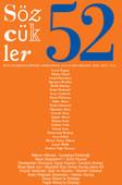 Sözcükler 52 - İki Aylık Edebiyat Dergisi Kasım - Aralık 2014