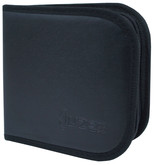 Lizer LC40 40lı Siyah Deri CD Çantası