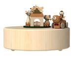 Wooderfull Life Hayvanat Bahçesi Müzik Kutusu 3222
