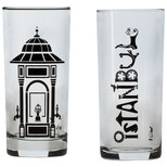 Tosbaa 2 Li Rakı Bardağı Sebil - İstanbul 1580
