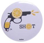 Tosbaa Rozet 58 mm Şiddete Limon 1 2284