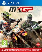 MXGP The Official Motorcross Videogame PS4