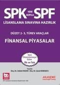 SPF Lisanslama Sınavlarına Hazırlık Düzey 2-3 Finansal Piyasalar