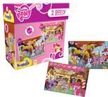 Kırkpabuç My Little Pony 2 Pony Puzzle 60-90 Parça 6807