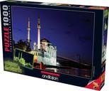Anatolian-Ortaköy Neon 1000 Parça Puzzle 1904