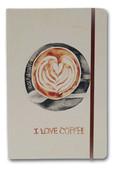 Notelook I Love Mocha Coffee A5 Çizgili