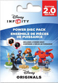 Disney Infinity 2.0 Power Discs Disney Pack 1