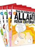 Daha Da Küçükler İçin Allah'ı Merak Ediyorum - 5 Kitap Takım