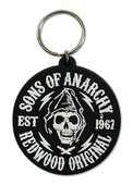 Pyramid International Sons Of Anarchy Redwood Anahtarlık Rk38358