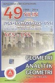 A Yayınları 49 Yılın YGS LYS Geometri Analitik Geometri Soruları ve Ayrıntılı Çözümleri