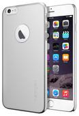 Spigen iPhone 6 Plus Case Thin Fit A Series Satin Silver (PET) SGP10888