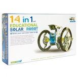 Hippo 14 In 1 Solar Robot Kit Rb001