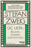 Üç Usta - Balzac Dickens Dostoyevski