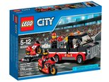 Lego City Great Vehicles R. Bike Transporter 60084
