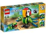 Lego Lego Creator Rainforest Animals 31031