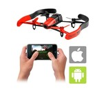 Parrot Bebop Drone Kırmızı PF722003