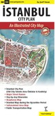 İstanbul City Plan An Illustrated City Map