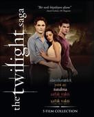 The Twilight Saga 5 Film Collection