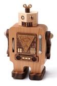Wooderfull Life Yürüyen Robot Müzik Kutusu 1034901