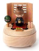 Wooderfull Life Japon Kızı Müzik Kutusu 1036203