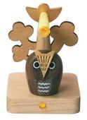 Wooderfull Life Baykuş Altın Not Tutucu 1283304