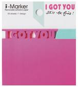 Coccomell i-Marker Sticky Note I Got You 9180205