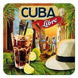 Nostalgic Art Cubalibre Tekli Bardak Altlığı 46126