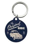 Nostalgic Art VW Beetle Yuvarlak Anahtarlık 48003