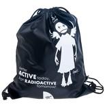 Tosbaa Impertex çanta Radyoaktif Olma Aktif Ol Ing. Siyah