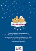 Uyku Ödül Kart ve Stickerları Seti
