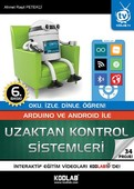 Arduino Ve Android İle Uzaktan Kontrol Sistemleri - 33 Proje