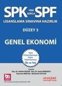 SPF Lisanslama Sınavlarına Hazırlık Düzey 3 Genel Ekonomi