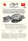 Çelimli Çalım Türk Milliyetçilerinin Mecmuası  Sayı: 9