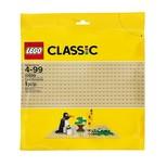 Lego Classic Sand Baseplate  Lmc10699
