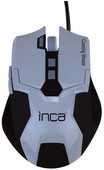 Inca IMG-316GS  4000 DPI 8D 128K Laser Gaming Mouse + Gaming Mousepad Hediyesi